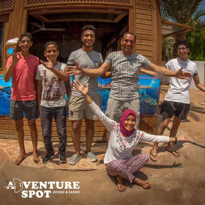 Team Adventure Spot